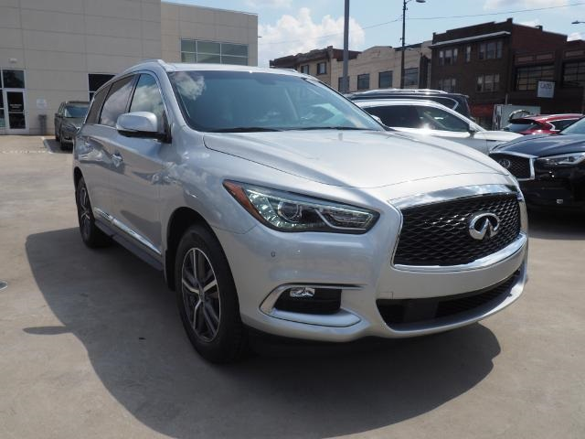 Certified Pre-Owned 2016 INFINITI QX60 Premium Plus & Driver's Assistance Packages