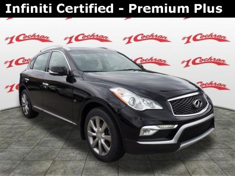 Certified Pre-Owned 2016 INFINITI QX50 Premium Plus